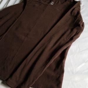 Style & Co long sleeve tee